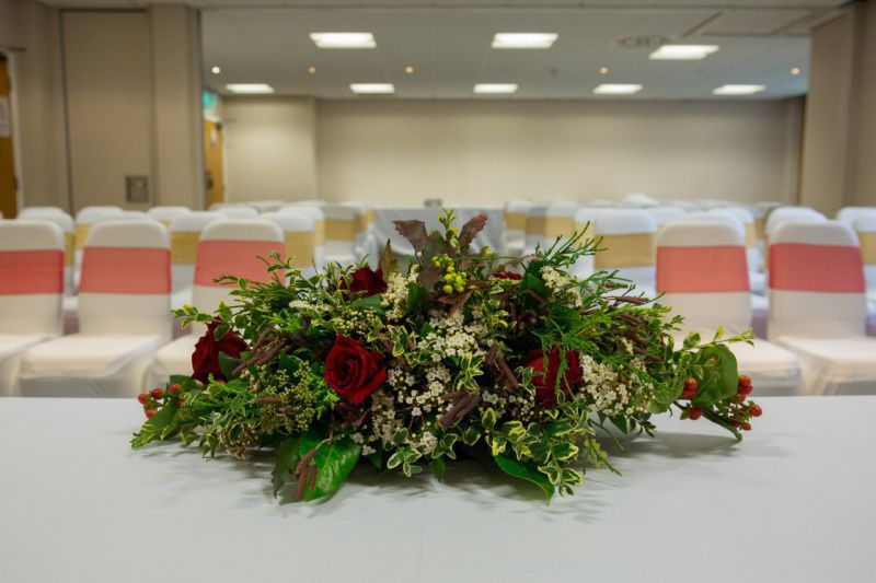 Holiday Inn Taunton Weddings
